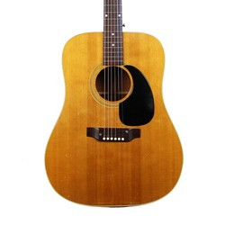 Vintage 1969 Gibson J-50 Dreadnought Acoustic Guitar Natural Finish