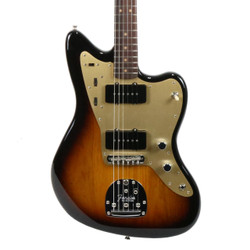 Fender 60th Anniversary '58 Jazzmaster Rosewood Fingerboard in 2 Color Sunburst