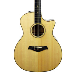 2012 Taylor GAce-FLTD Fall Limited Grand Auditorium Acoustic Guitar Natural Finish