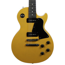 2010 Gibson Les Paul Special Electric Guitar TV Yellow Finish