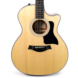 Taylor 314ce Grand Auditorium Cutaway Acoustic/Electric
