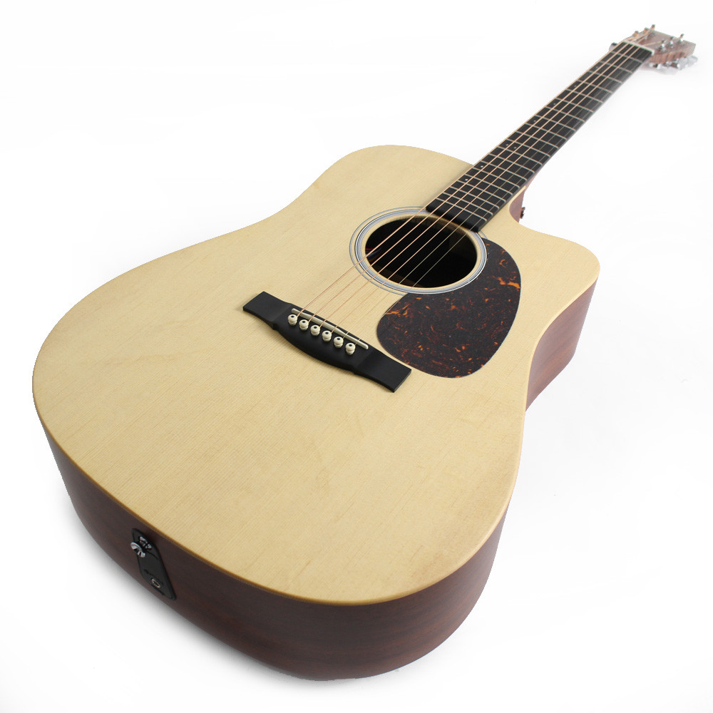 brand new martin dcpa5 dreadnought cutaway acoustic electric guitar natural ebay. Black Bedroom Furniture Sets. Home Design Ideas