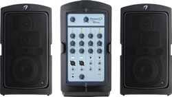 Fender Passport 150 Pro 150W Portable PA System