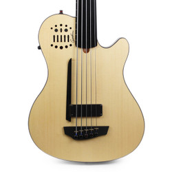 Godin A5 Ultra Fretless Acoustic Electric Bass B-Stock