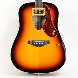 Gretsch G5031FT Rancher Dreadnought Acoustic Electric FideliTron Sunburst