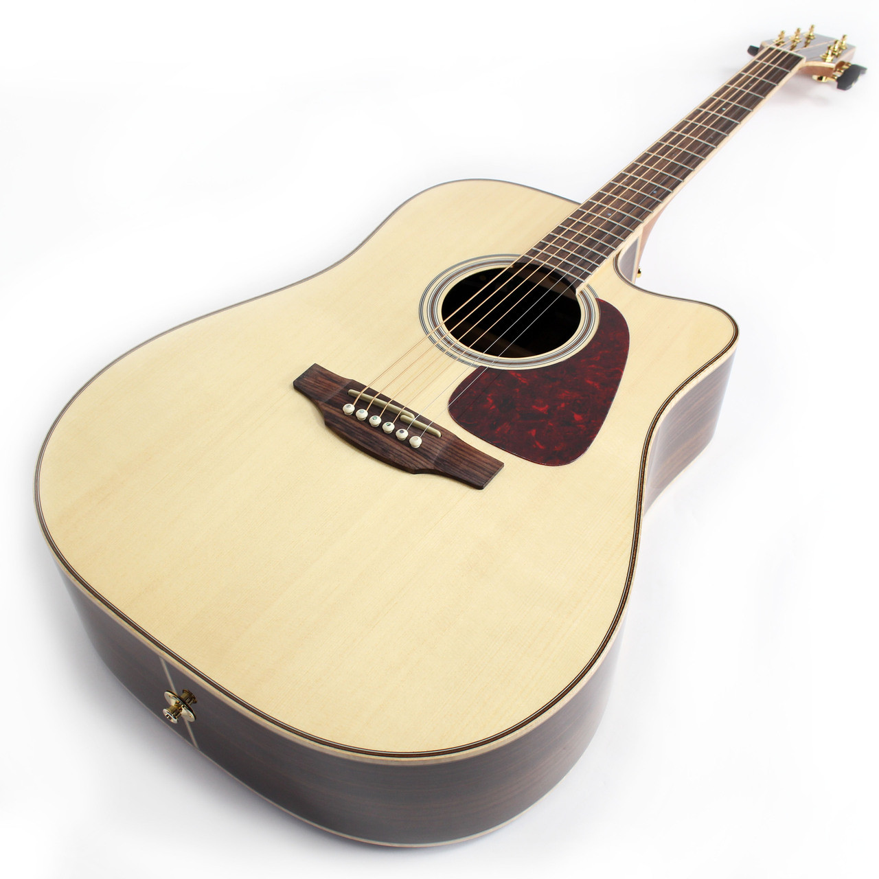 brand new takamine gd93ce dreadnought cutaway acoustic electric guitar natural ebay. Black Bedroom Furniture Sets. Home Design Ideas