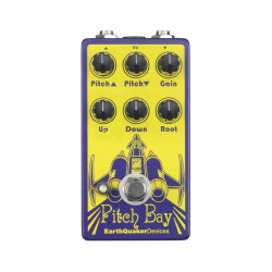 Earthquaker Devices Pitch Bay Dirty Polyphonic Harmonizer Pedal