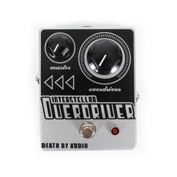 Death By Audio Interstellar Overdriver Pedal