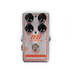 Xotic Effects BBP-COMP Custom Shop BB Preamp/Compression Pedal