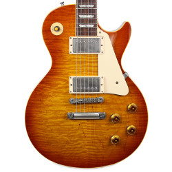 1999 Gibson Custom Shop 40th Anniversary Yamano Les Paul R9 '59 Historic Reissue Ice Tea Burst