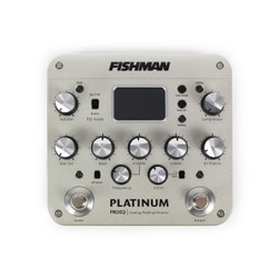 Fishman Platinum Pro EQ Analog Preamplification Pedal