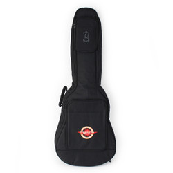 Cream City Music EM20CS-CCM Embroidered Small Body Acoustic Guitar Gigbag by Levy's