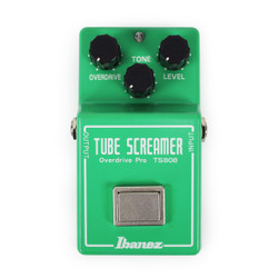 Ibanez TS808 Tube Screamer Overdrive Pedal