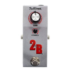 Fulltone 2B Clean Boost Guitar Effects Pedal