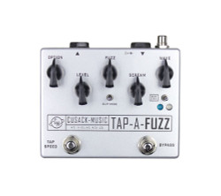 Cusack Music Tap-A-Fuzz Guitar Pedal