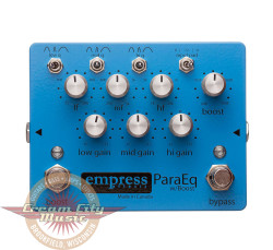 Empress Effects Para EQ with Boost Guitar Pedal