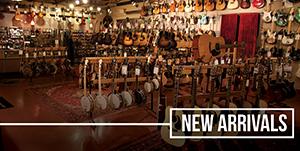 New Guitar Arrivals