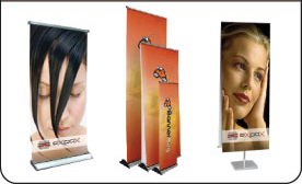 banners for sale - stand