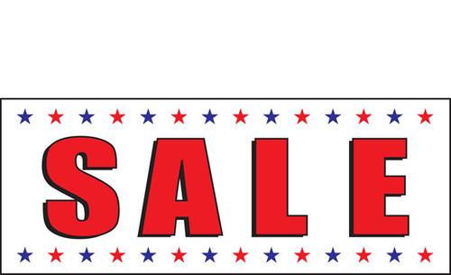 Sale Vinyl Banner Sign style 1200