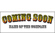 Coming Soon Banner style 1100