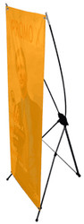 Non Retractable Banner Stand