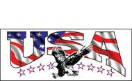 Patriotic Banner Signs Vinyl 1300