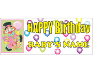 Birthday Banner Sign Vinyl 11