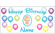 Birthday Banner Sign Vinyl 13