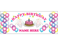 Birthday Banner Sign Vinyl 14