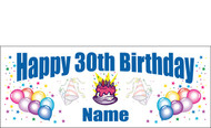 Birthday Banner Sign Vinyl 19