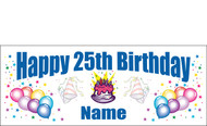 Birthday Banner Sign Vinyl 20