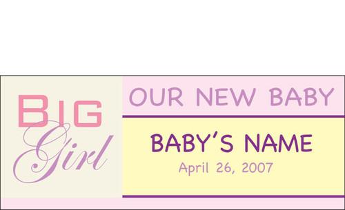 welcome home newborn banner sign vinyl design 24 dpsbanners com