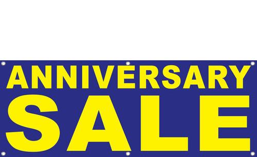 Anniversary Sale Banner Style 1300
