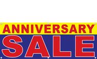 Anniversary Sale Banner 2000