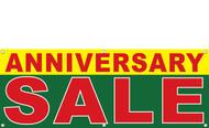 Anniversary Sale Banner Style 2100
