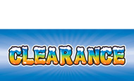 Clearance Banner Sign 2000