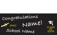 Graduation Banners - Signs 1400