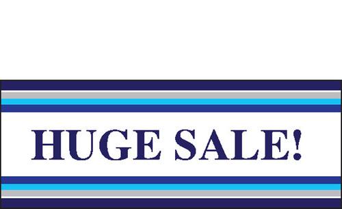 Huge Sale Retail Store Vinyl Banner Sign Style 2000