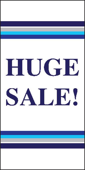 Huge Sale Vertical Vinyl Banner Sign Style 2200