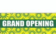 Grand Opening Banner Sign Design 2200