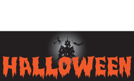 Halloween Banners - Vinyl Signs Style 1600