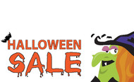 Halloween Banners - Vinyl Signs Style 3500