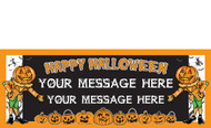 Halloween Banners - Vinyl Signs Style 2000