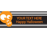Halloween Banners - Vinyl Signs Style 3300