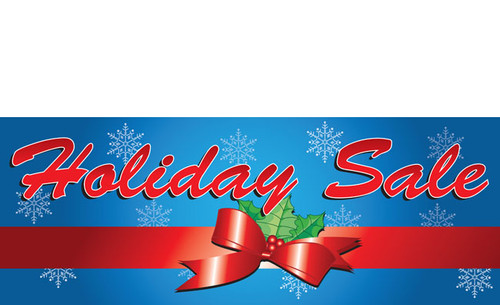 Holiday Sale Banners Signs Style Design Id 1200