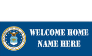 Welcome Home Banners - Signs Style 1400