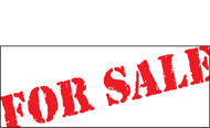 For Sale Banner Signs 1200