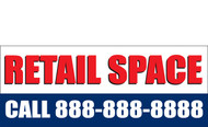 Retail Space Banners Signs 1200