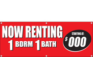 Apartment Now Renting Banner Style 1800