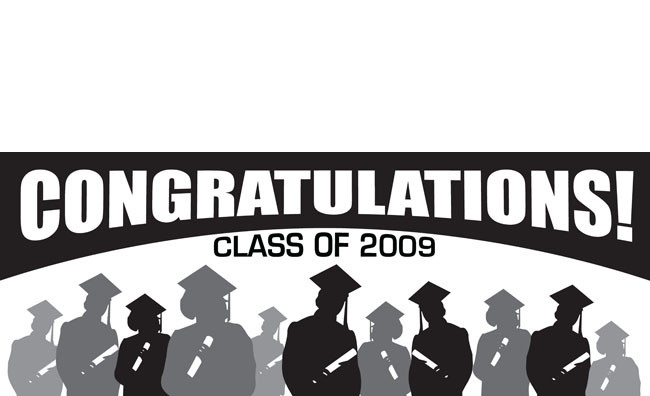 Graduation Banners Signs Design Id 2300 Dpsbanners Com